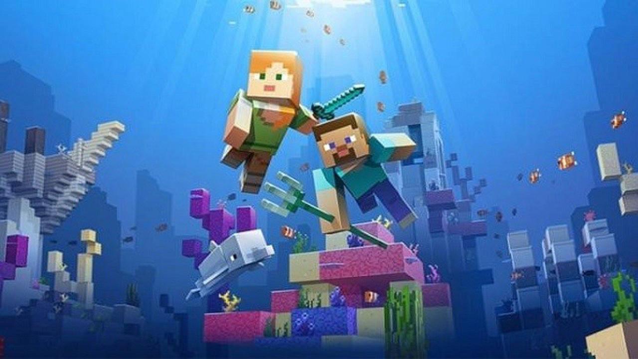 Minecraft Test Tipps Videos News Release Termin PCGamesde - Minecraft wii u spieletipps