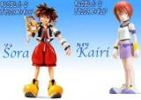 Actionfiguren zu Kingdom Hearts angekündigt
