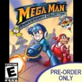Mega Man Mania nun Anniversary Collection