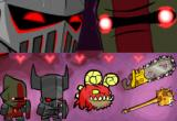 Castle Crashers: Necromantic Pack-DLC angekündigt