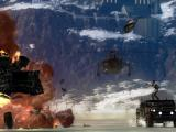 Just Cause 2: Rocket Launcher Jump im Trailer