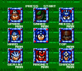 Mega Man 3: Walkthrough von Corlagon