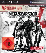 Metal Gear Solid 4: 25th Anniversary Edition - Konami nennt genauen Termin