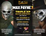 Max Payne 3: Triple-XP-Weekend angekündigt