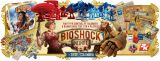 Bioshock Infinite: Brettspiel namens 'The Siege of Columbia' vorgestellt