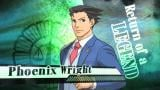 Phoenix Wright Ace Attorney: Dual Destinies - Ankündigungs-Trailer