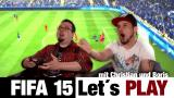 Let's Play FIFA 15: 'Nein! Jaaa! Nein! Ballotelli!' - Christian vs. Boris